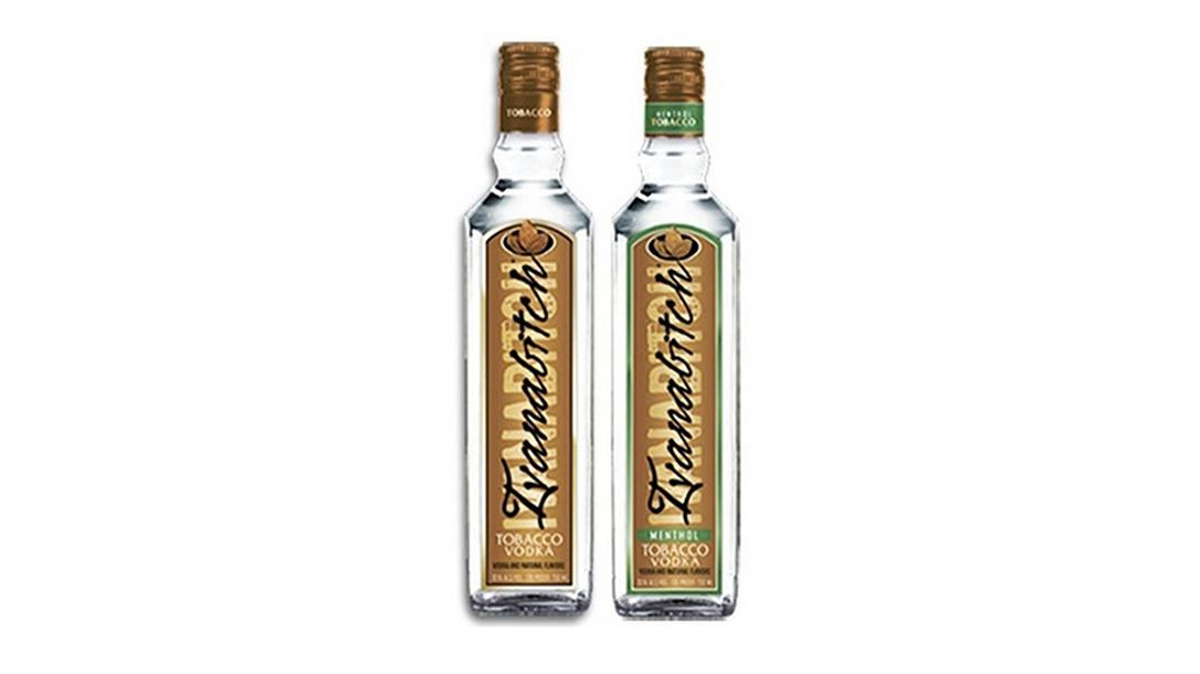 Ivanabitch Tobacco-Flavored Vodka