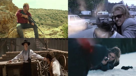 Best Movie Shootouts, Best Movie Shootout, Movie Gunfights
