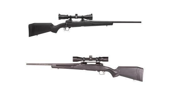 Savage 450 Bushmaster Rifles
