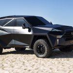 Karlmann King, world's most expensive SUV, luxury SUV, desert