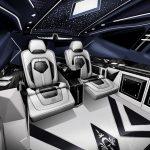 Luxury SUV, interior, world's most expensive SUV
