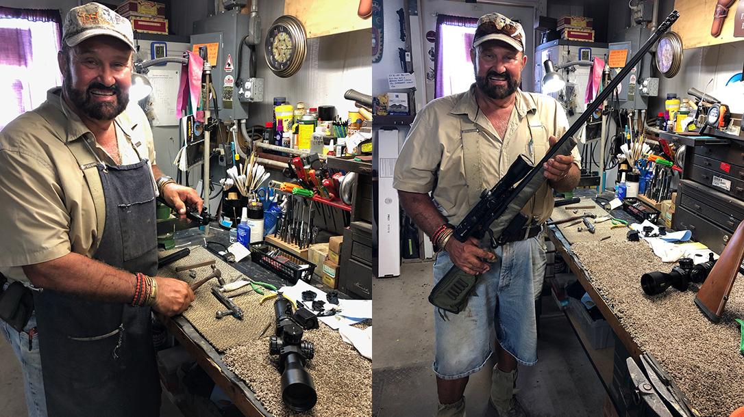 Match Armorers Shop, Custom Gunsmiths