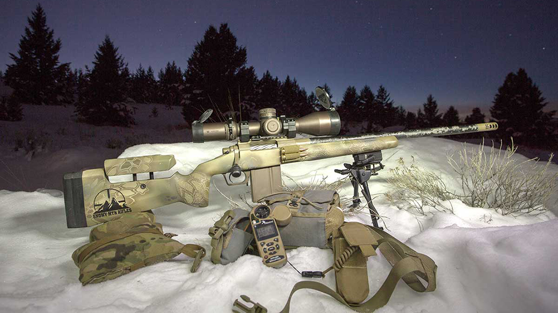 Snowy Mountain Rifles