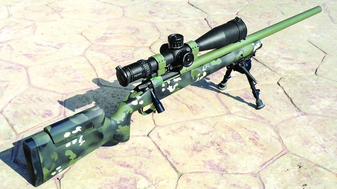 Spartan Precision Rifles