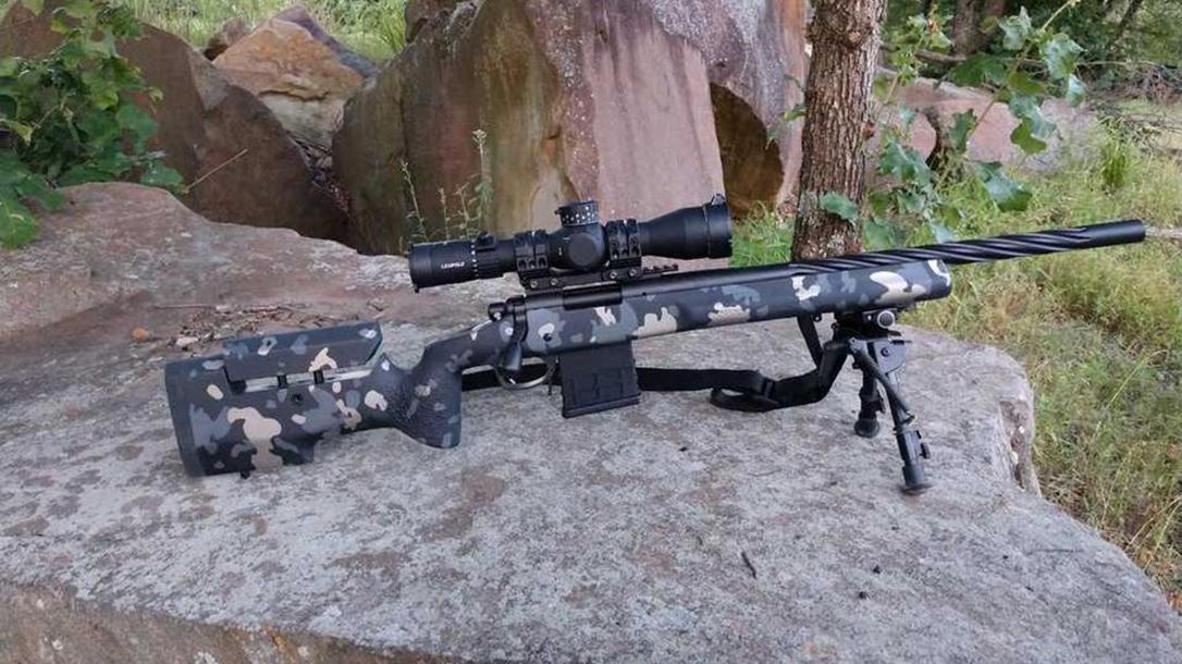 Stewart Rifles