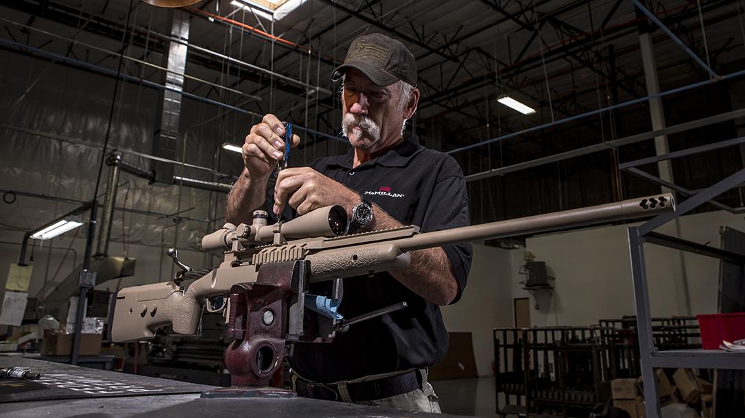 Custom Gunsmiths, Rifle Gunsmiths, Custom Rifles