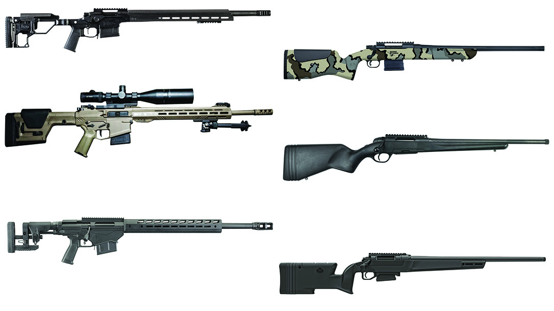 Long Range Rifles less than $3,000, precision rifles, competition rifles