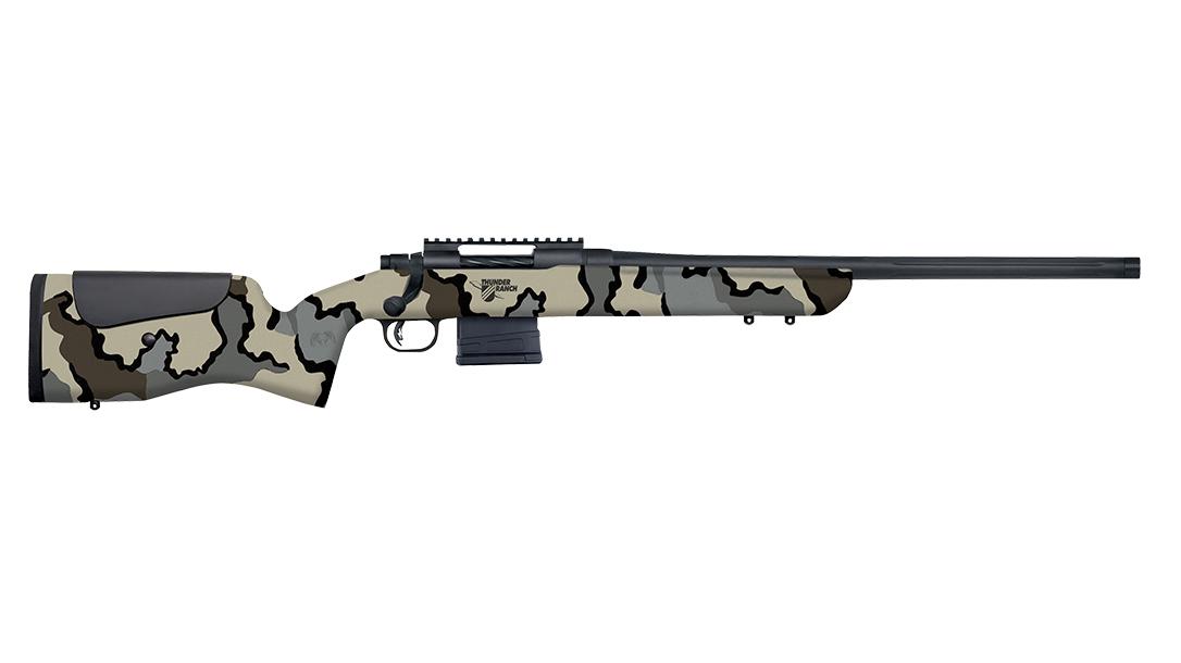 Mossberg MVP LR Thunder Ranch, Precision Shooting Rifle Under $3,000