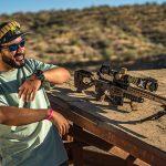 Sandmangoespewpew, Amir Bichay, Precision shooting