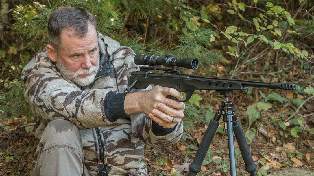 Nosler Custom Handgun, hunting