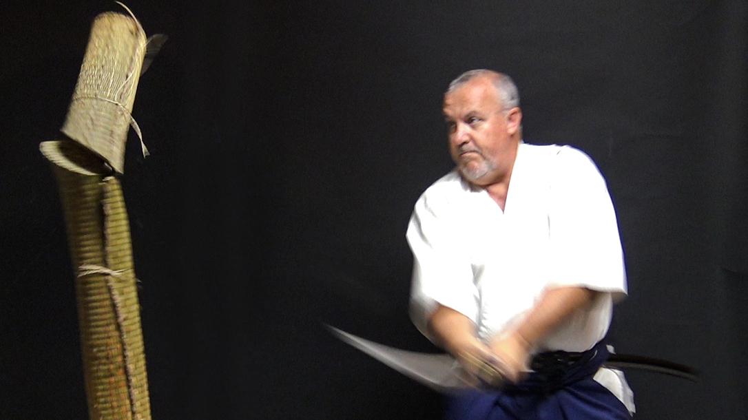 samurai swords, katana practice