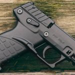 Kel-Tec P 17, .22 LR Pistol, right