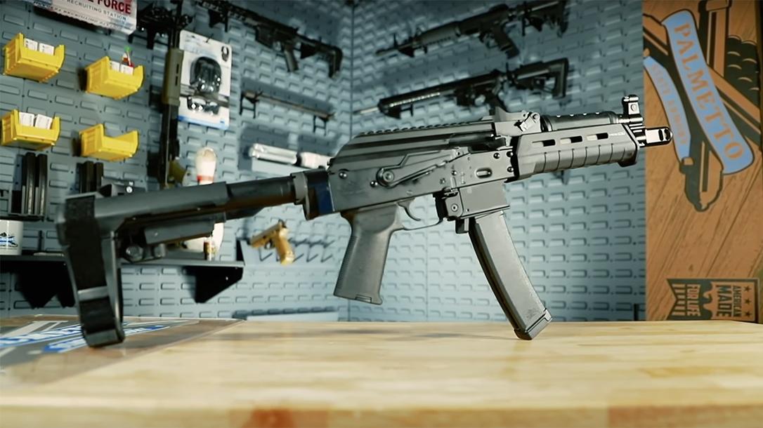 Palmetto State Armory AK-V Re-Release, AK Pistol, 9mm