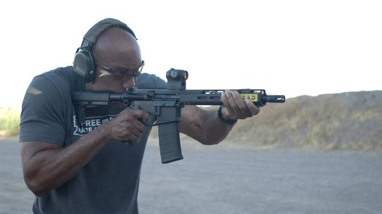 SIG M400 Tread Pistol, SIG Tread, test
