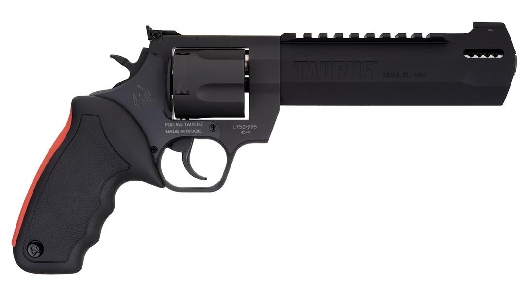 Taurus 454 Casull Raging Hunter Revolver, lead
