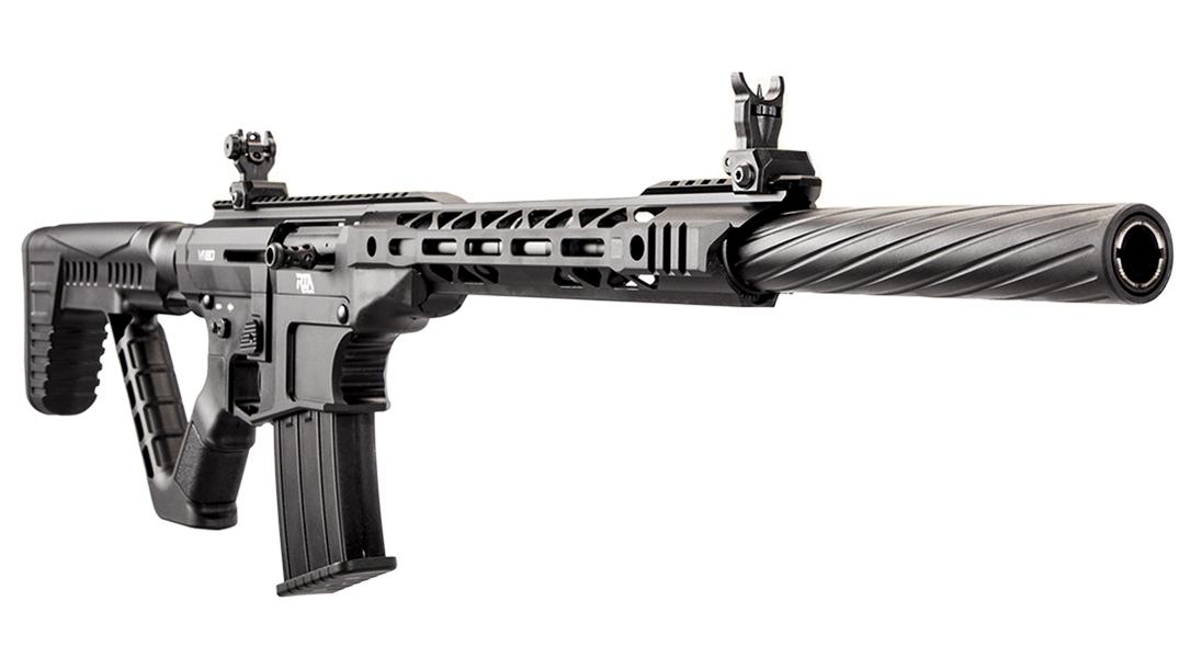 Armscor VR80 semi-auto Shotgun, rock island vr80, lead