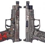 Springfield XDM 10mm OSP Pistol, custom, pair