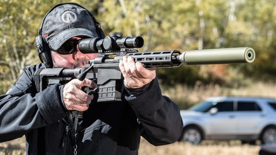 Remington 700 CP Brace, Athlon Outdoors Rendezvous, lead