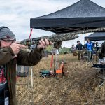 CZ 1012 Bottomlands Shotgun, Athlon Outdoors Rendezvous, range
