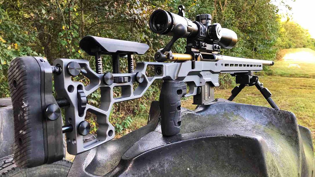 Savage Precision Series, Savage 110 Elite Precision, Range