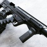 Black Aces Tactical Pro Series Bullpup, Black Aces Bullpup, drum magazine