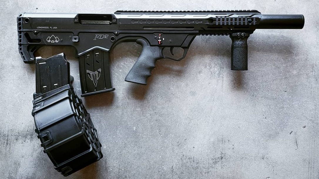 Black Aces Tactical Pro Series Bullpup, Black Aces Bullpup, standard