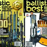 Ballistic Best 2019 covers