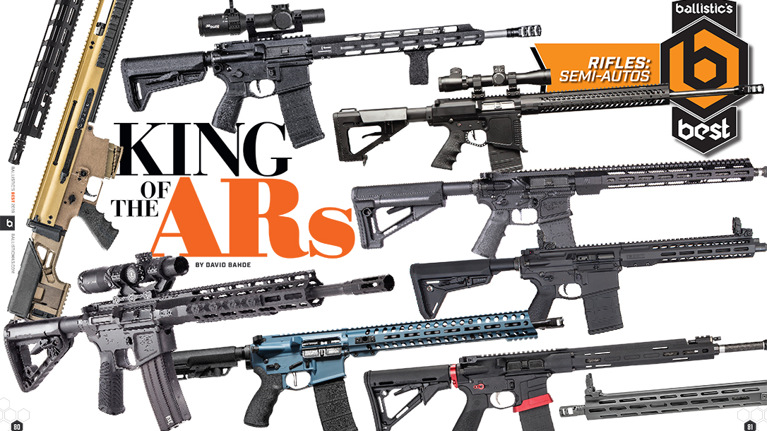 Top Semi-Auto Rifles, Roundup, comparison