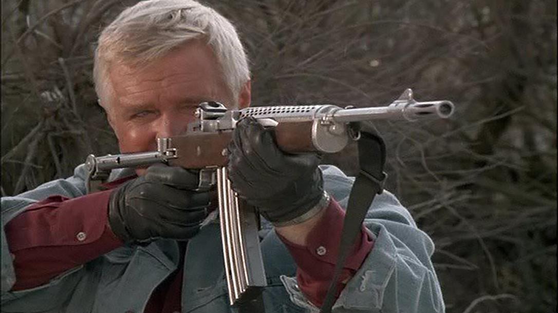 """A-team rifle, John """"Hannibal"""" Smith"""