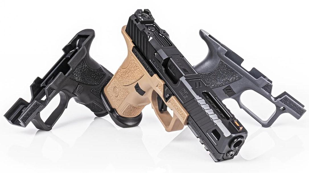 ZEV O.Z-9, Pistol, lower, kit