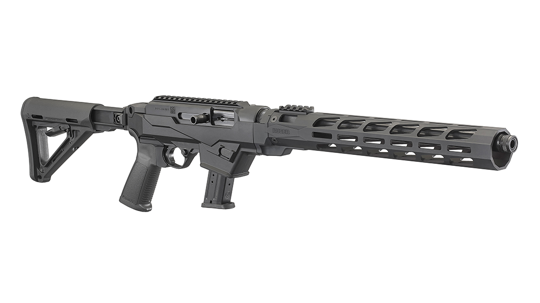 Best Pistol-Caliber Carbine 2019, Ruger PC Carbine