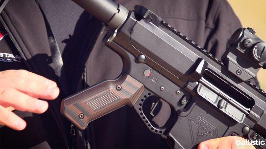 DoubleStar Stronghold Pistol Grip, Testing