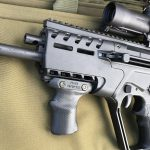 israel weapon industries, bullpup rifle, barrel