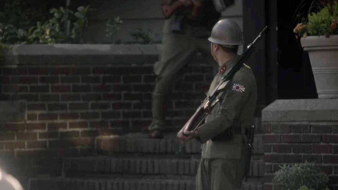 Japanese Howa Type 64, The Man in the High Castle Season 4