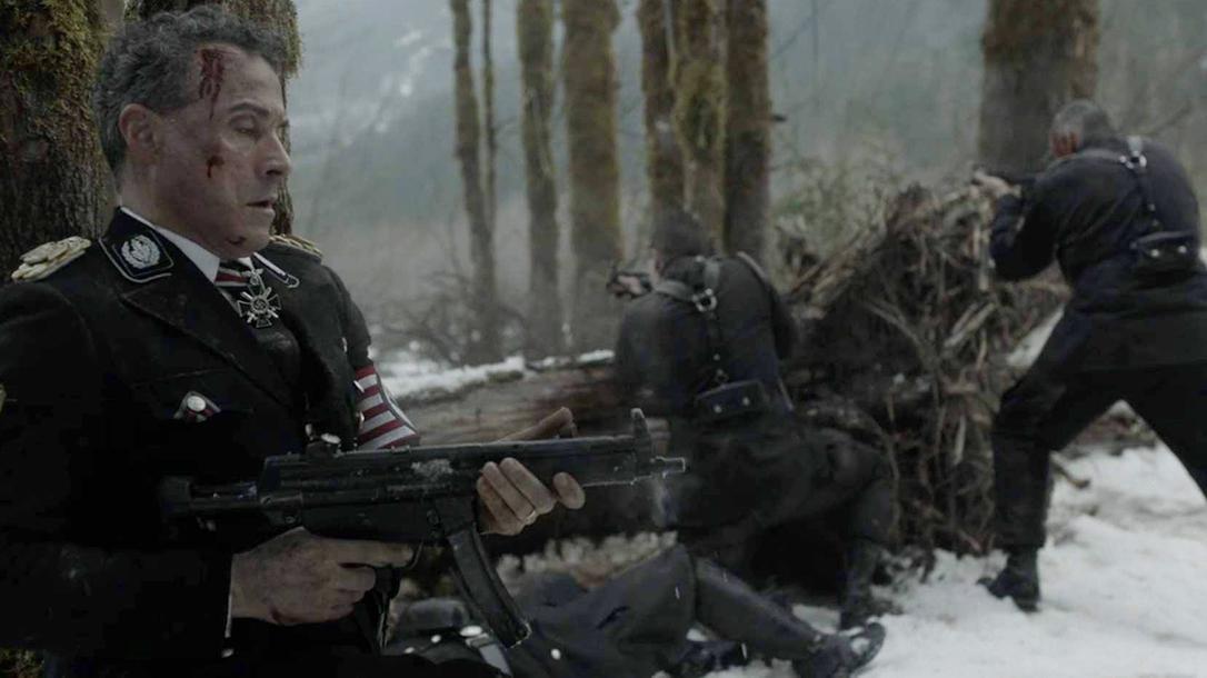 German Heckler & Koch MP5A3, The Man in the High Castle Season 4
