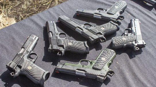 Wilson Combat eXperior Series, 1911 handguns, series, athlon outdoors rendezvous 2019, entire line