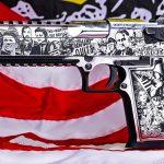 Magnum Research Deagle, Outlaw Ordnance, left