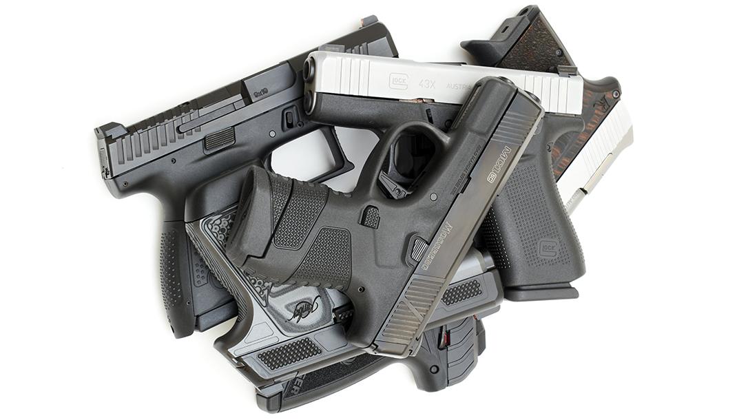 Best Compact Semi-Auto Pistols 2019