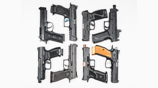 Walther Q5 Match SF Pro, Best Full-Sized Pistol 2019, nominees