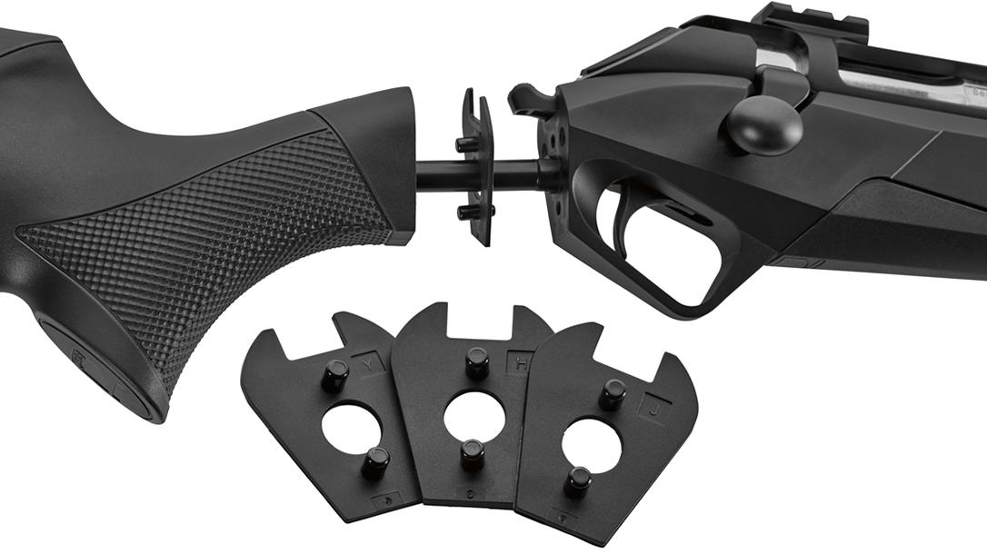 Bolt-Action Rifle, Italian USA centerfire, stock