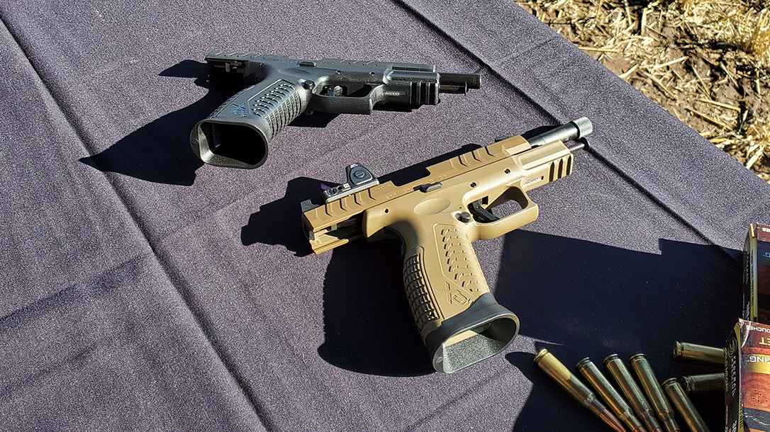 Springfield XDm Elite pistol series, Athlon Outdoors Rendezvous