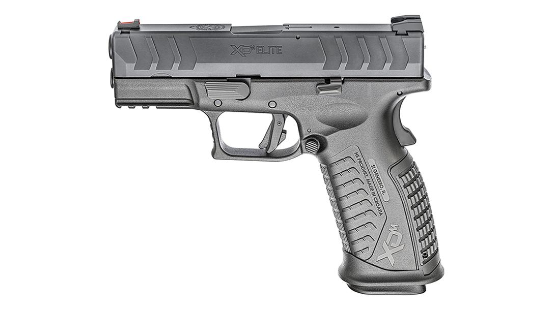 """3.8"""" xd(m) pistol with 20+1 capacity"""