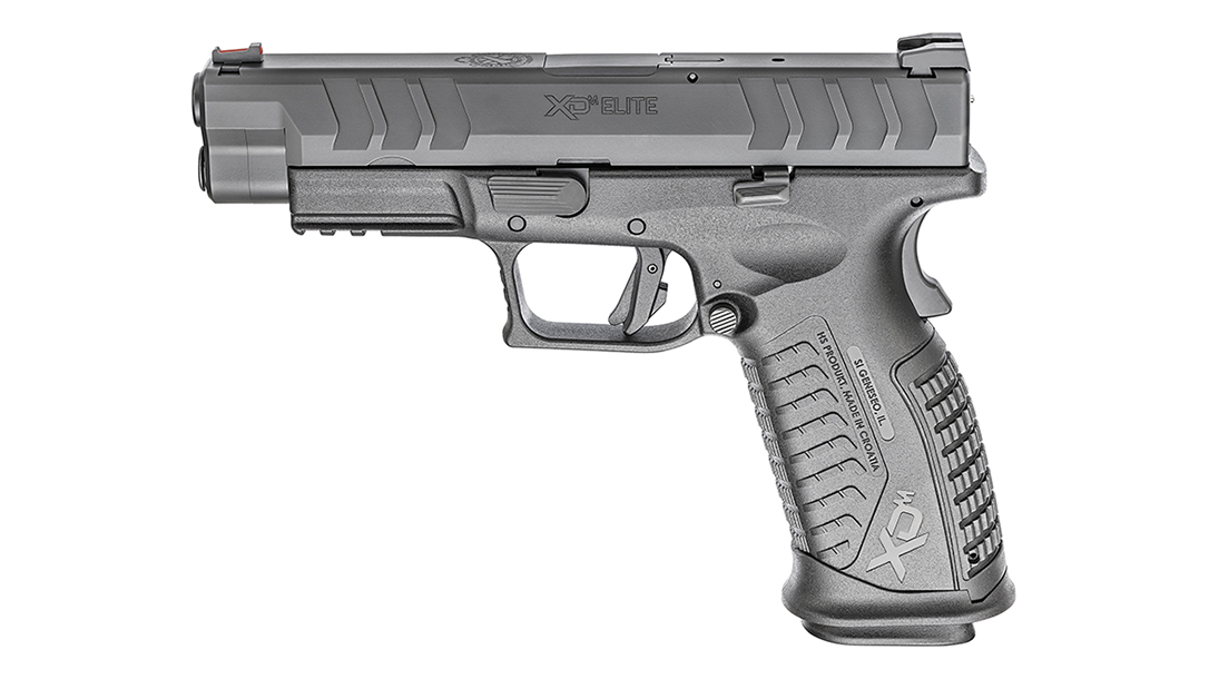 "4.5"""" xd(m) pistol with 20+1 capacity"