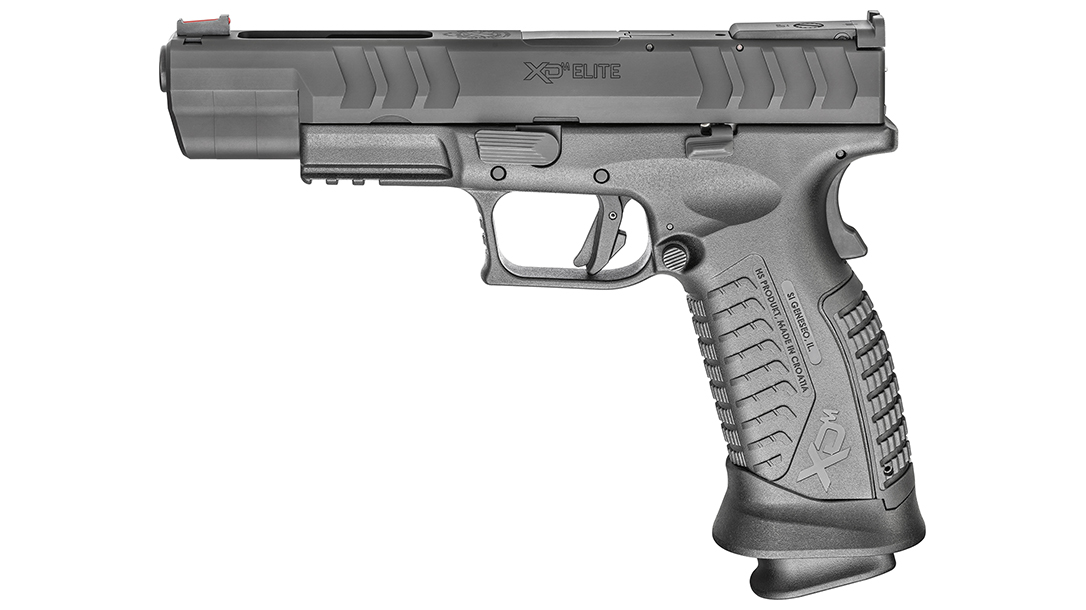 xd(m) precision pistol with 20+1 capacity