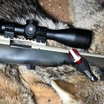 Axeon Dog Soldier Predator Riflescope, predator hunting, coyotes