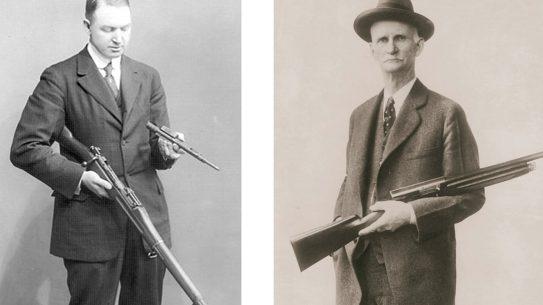 John Pederson, John Moses Browning, gunsmiths