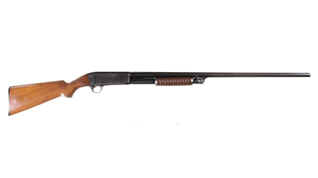 Remington Model 17 shotgun, design