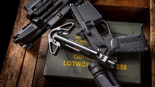 Kali Key bolt-action AR, Kali Key Charging Handle, rifles