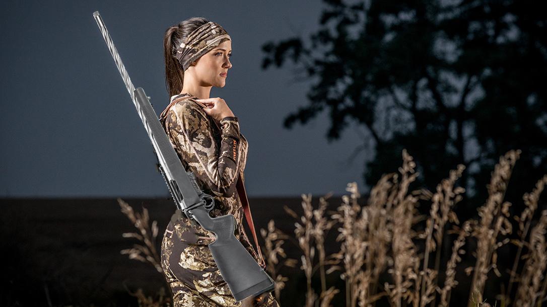 Seekins Precision Havak Pro Hunter 2, hunting rifle, Lauren Young