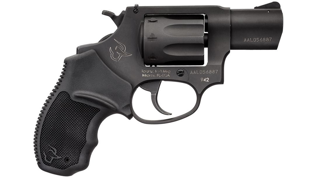 Matte Black Model, rimfire revolver, .22 LR, .22 WMR, right